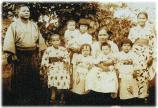 [Jose FUJIHIRA AND FAMILY - ABOUT 1939]